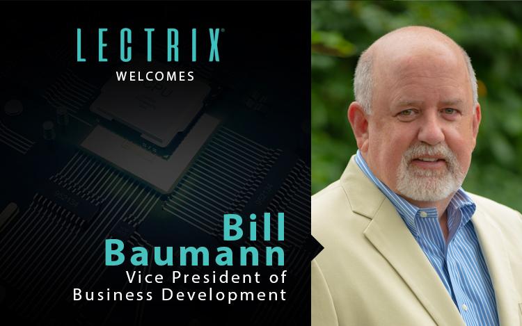 Bill Baumann Joins Lectrix as VP of Business Development
